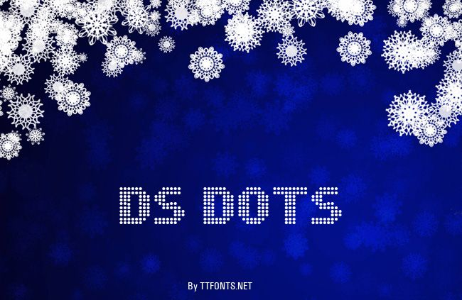 DS Dots example