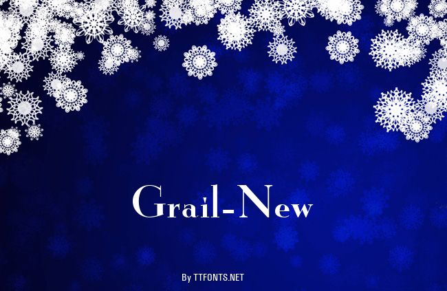 Grail-New example
